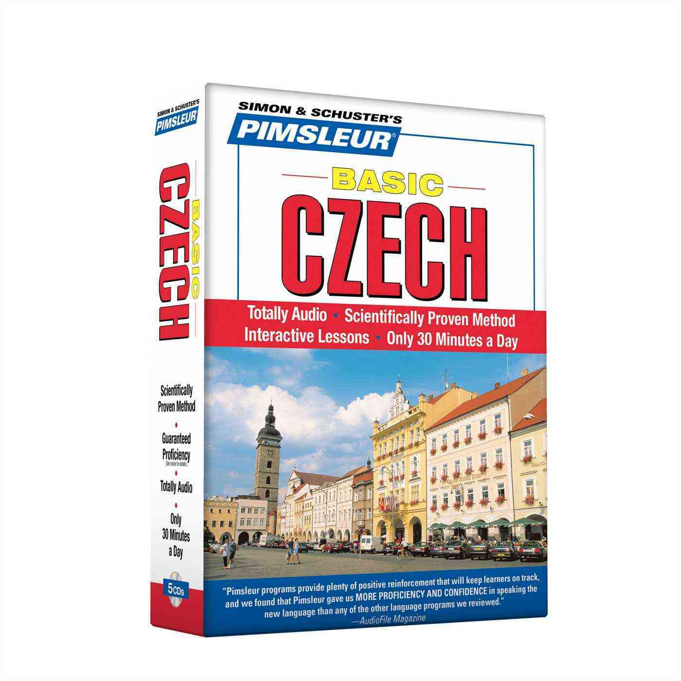 [CD] Pimsleur Basic Czech